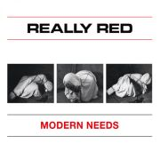 "REALLY RED - MODERN NEEDS 7"" Mad Butcher Records BLACK VINYL"
