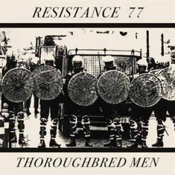 RESISTANCE 77 - Thoroughbred Men LP UUSI Radiation
