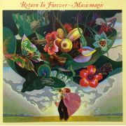 RETURN TO FOREVER - Musicmagic CD