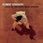ROBERT JOHNSON - King of the Delta Blues Singer LP UUSI Sony LTD Turquoise vinyl