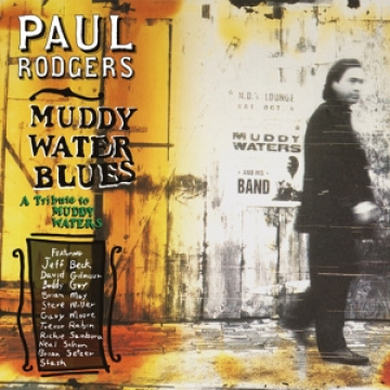 PAUL RODGERS - Muddy Water Blues 2LP UUSI Music On Vinyl LTD Orange Vinyls