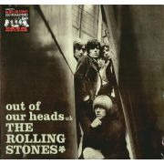 ROLLING STONES - Out Of Our Heads Uk LP UUSI Abkco Records remastered