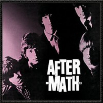 ROLLING STONES - Aftermath - UK Version LP