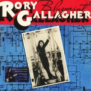 RORY GALLAGHER - Blueprint LP UUSI Universal