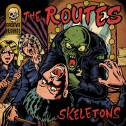 ROUTES - Skeletons LP Groove Records UUSI