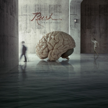 RUSH - Hemispheres 40th Anniversary SUPER DELUXE EDITION 3lp + 2cd + Blry