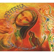 SANTANA - In Search of Mona Lisa MCD