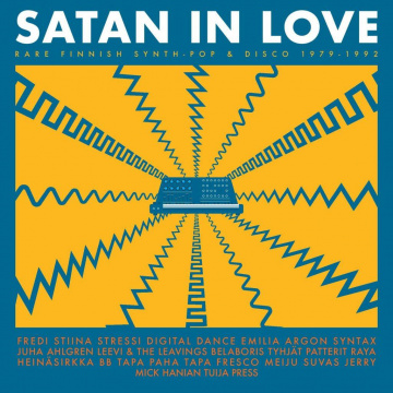 V/A - Satan In Love - Rare Finnish Synth-Pop & Disco 1979-1992 CD