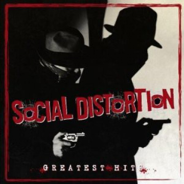 SOCIAL DISTORTION - Greatest Hits 2LP Time Bomb Recordings