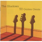 SHADOWS - 50 Golden Greats 2CD