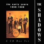 SHADOWS - Early Years, Their Complete Studio Recordings 1959-1966 6CD