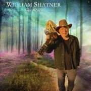 WILLIAM SHATNER - The Blues LP UUSI Cleopatra LTD BLUE VINYL