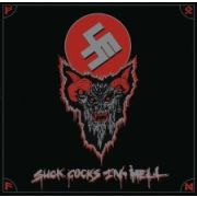 SHITFUCKER - Suck Cocks in Hell LP UUSI LTD PURPLE vinyl