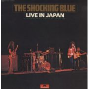 SHOCKING BLUE - Live in Japan CD