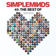SIMPLE MINDS - 40: The Best 1979-2019 3CD