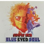 SIMPLY RED - Blue Eyed Soul LP UUSI BMG