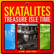 SKATALITES - Treasure Isle Time CD