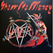 SLAYER - Show No Mercy LP UUSI Metal Blade