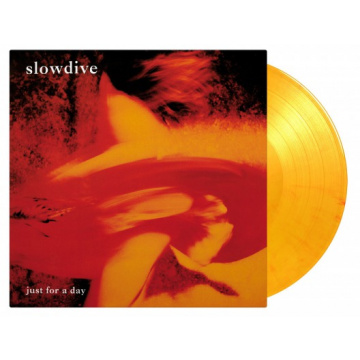 SLOWDIVE - Just For a Day LP UUSI Music on Vinyl LTD 4000 Flaming Coloured
