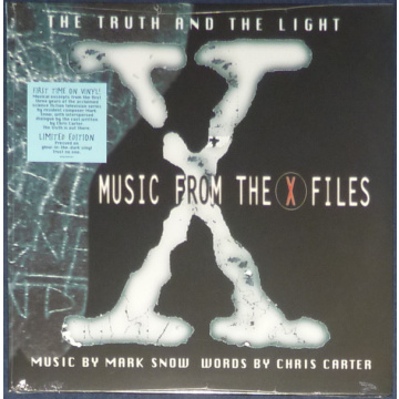 SNOW MARK - The Truth And The Light: Music From The X-Files LP RSD2020 release