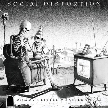 SOCIAL DISTORTION - Mommy's Little Monster LP UUSI Craft Recordings