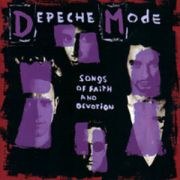 DEPECHE MODE - Songs of faith and devotion CD