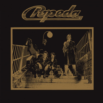 POPEDA - Popeda LP BEER COLOURED VINYL  Svart Records