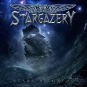 STARGAZERY - Stars Aligned LP UUSI Pure Steel LTD 300 copies