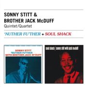 STITT SONNY - Nuther Fu'ther + Soul Shack CD