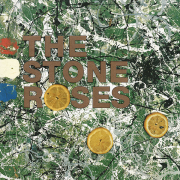 STONE ROSES - The Stone Roses LP UUSI Silvertone Records