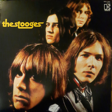STOOGES - Stooges LP Elektra LTD COLOUR vinyl