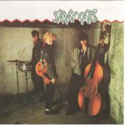 STRAY CATS - Stray cats CD