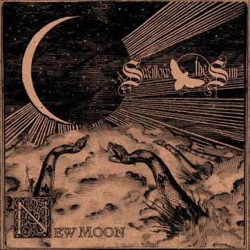 SWALLOW THE SUN - New Moon 2LP Solar Flare Edition Svart Records