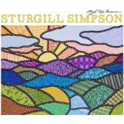 STURGILL SIMPSON - High Top Mountain LP UUSI High Top Mountain/Thirty Tigers