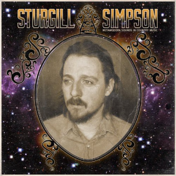 STURGILL SIMPSON - Metamodern Sounds In Country Music LP UUSI High Top/Thirty