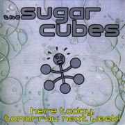 SUGARCUBES - Here today tomorrow next week LP One Little Indian gf inn EX-/EX-