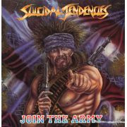 SUICIDAL TENDENCIES - Join the army CD