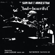 SUN RA AND HIS ARKESTRA - Bad And Beautiful LP  Cornbread Records