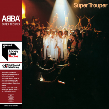 ABBA - Super Trouper - 40th Anniversary 2LP HALF SPEED MASTER