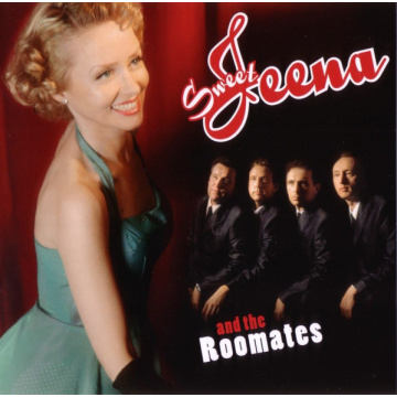 SWEET JEENA AND THE ROOMATES - Sweet Jeena and The Roomates LP Home UUSI