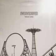 SWERVEDRIVER - Future Ruins LP UUSI LTD RED vinyl Rock Action Records
