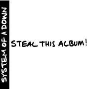 SYSTEM OF A DOWN - Steal this album CD