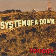SYSTEM OF A DOWN - Toxicity CD