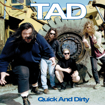 TAD - Quick and Dirty LP UUSI Mvd