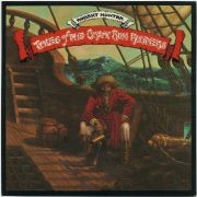 HUNTER ROBERT - Tales Of The Great Rum Runners LP Round Records cutout VG+/VG+++