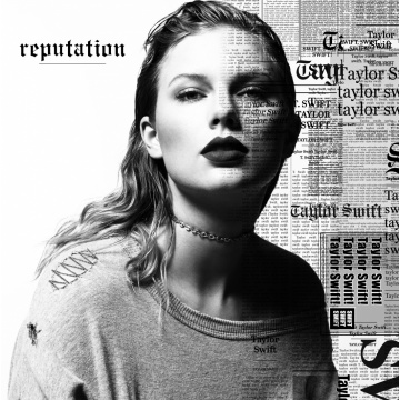SWIFT TAYLOR - Reputation CD