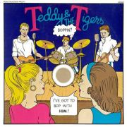 TEDDY & THE TIGERS -  Boppin' CD