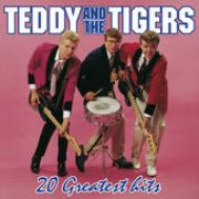 TEDDY & THE TIGERS - 20 greatest hits CD
