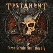 TESTAMENT - First strike still deadly REISSUE DIGI CD