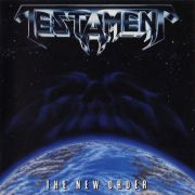 TESTAMENT - New order CD